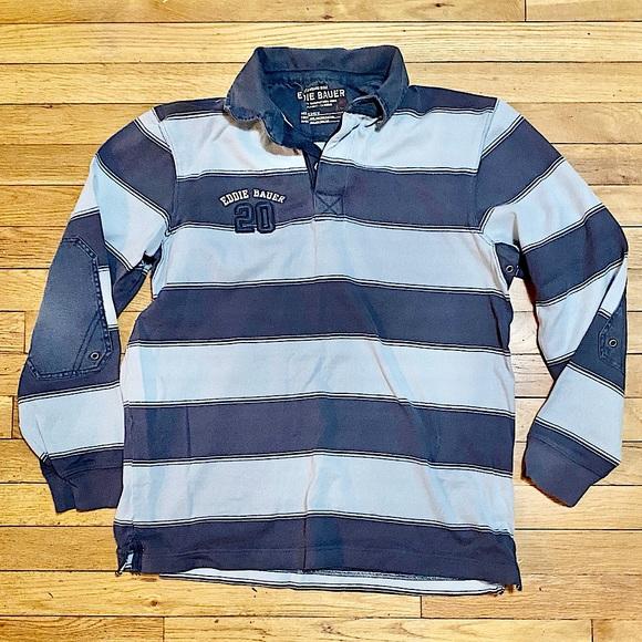 Vintage Eddie Bauer Rugby Shirt